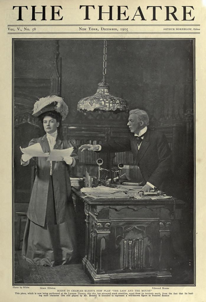 TheTheater-Dec1905-Cover